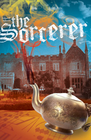 The Sorcerer Show Poster